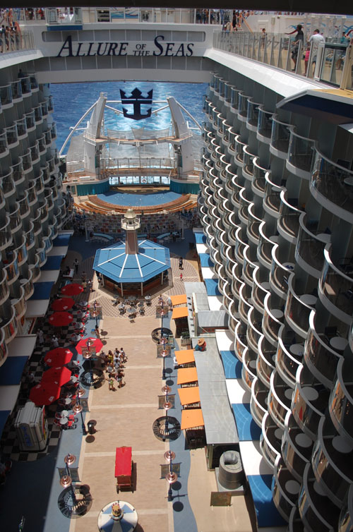 Staterooms with obstructed view  Royal Caribbean Discussion
