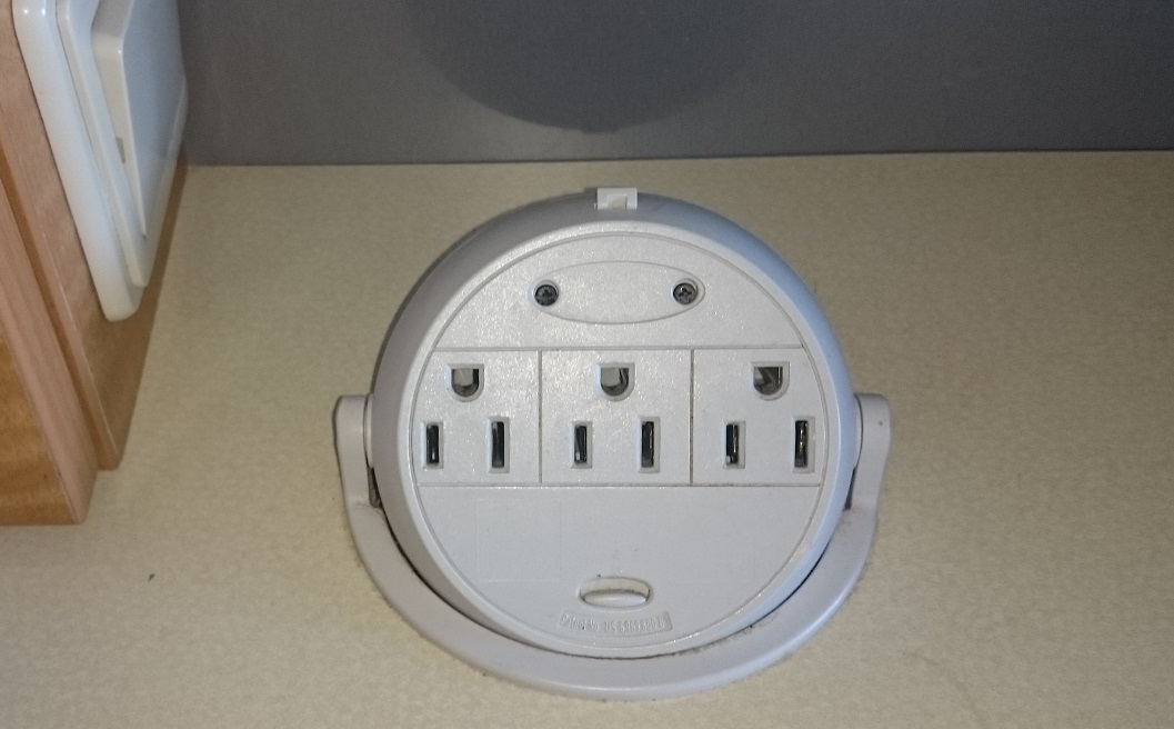 Electrical Outlets On Oasis Of The Seas 8154 Royal