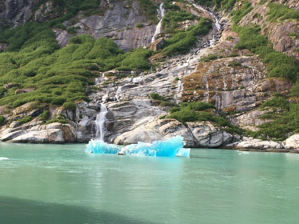 Tracy Arm Glacier Blue Ice #2.JPG