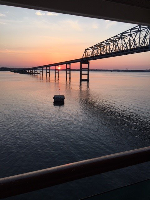 Key Bridge at Sunrise-Grandeur of the Seas.jpg