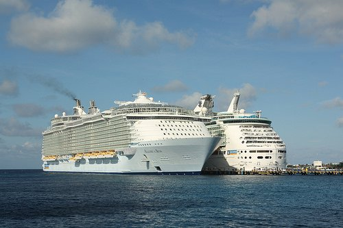 First time cruisers: comparing Royal Caribbean's Oasis ... Oasis Of The Seas Comparison