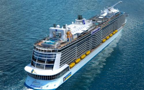 Anthem Of The Seas To Be Based In New York For Winter - Cruise ships from new jersey