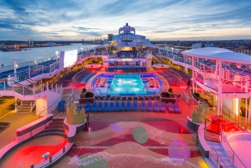 Why You Should Be Excited About Royal Caribbeans Anthem Of The - Anthem of the seas itinerary
