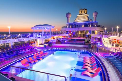 Live Blogging From Anthem Of The Seas Preamble Royal