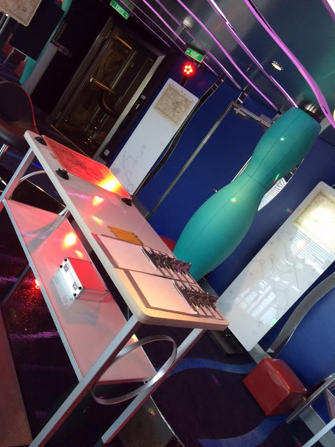 Anthem Of The Seas Escape Room