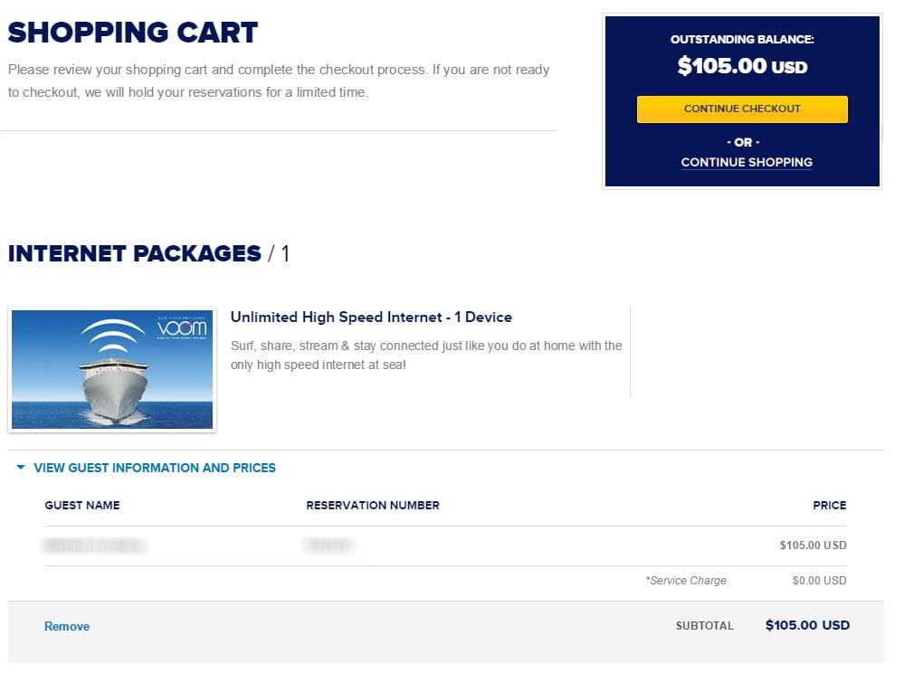 fast internet priser