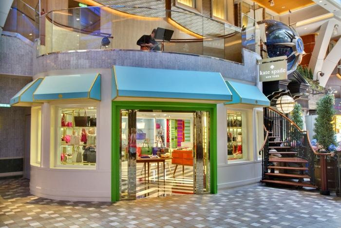 Photos Of Newly Refurbished Areas On Royal Caribbean S