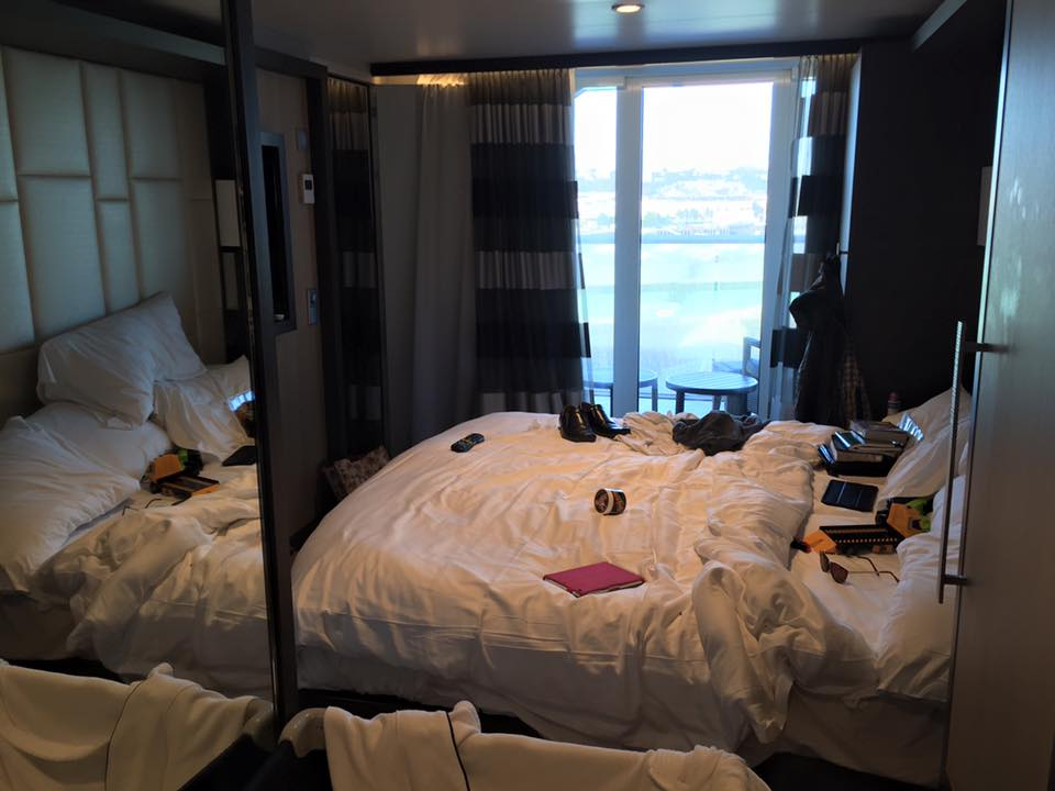 Photo Tour Of Royal Family Suite Stateroom With Balcony On