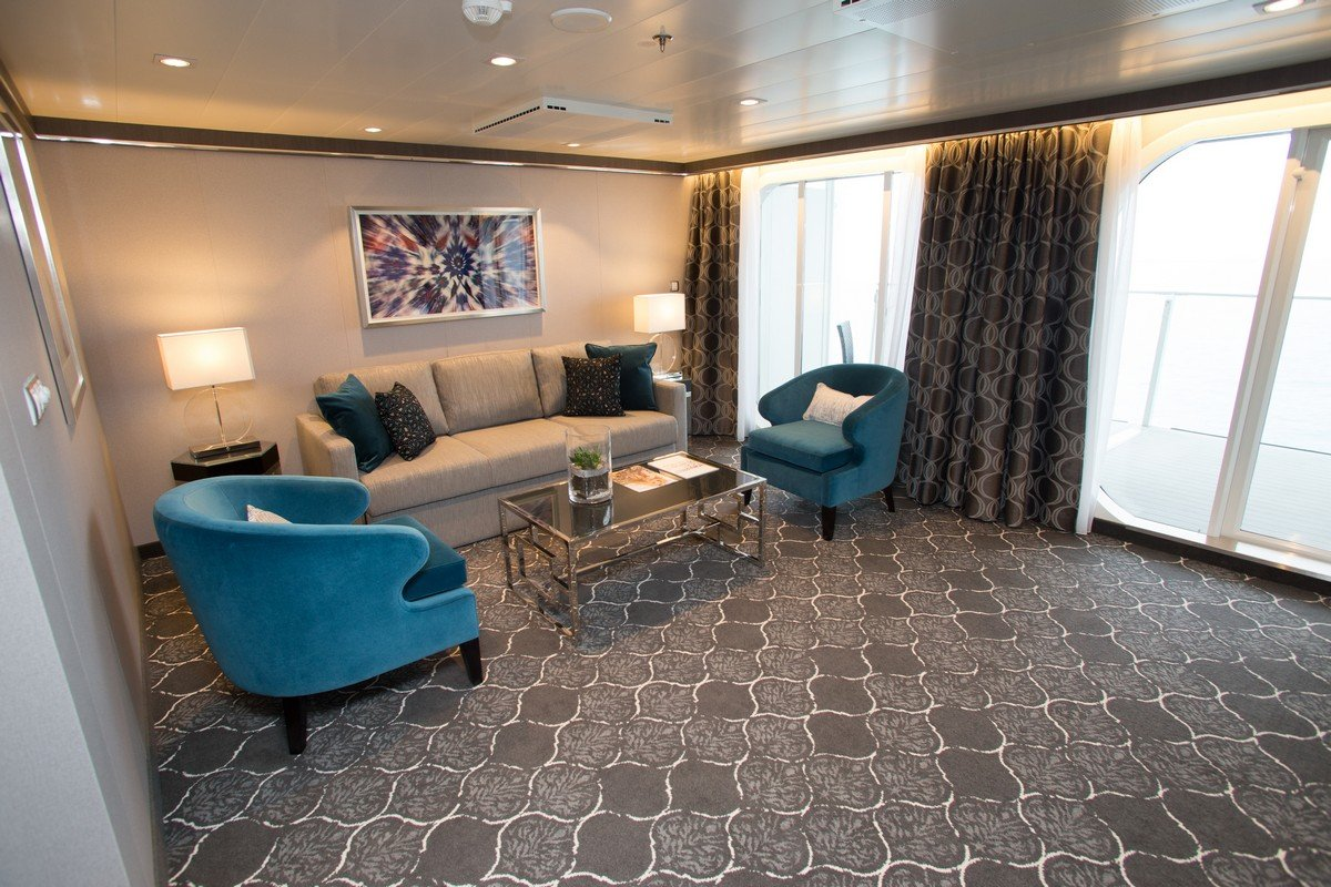 Photos Harmony Of The Seas Staterooms Royal Caribbean Blog