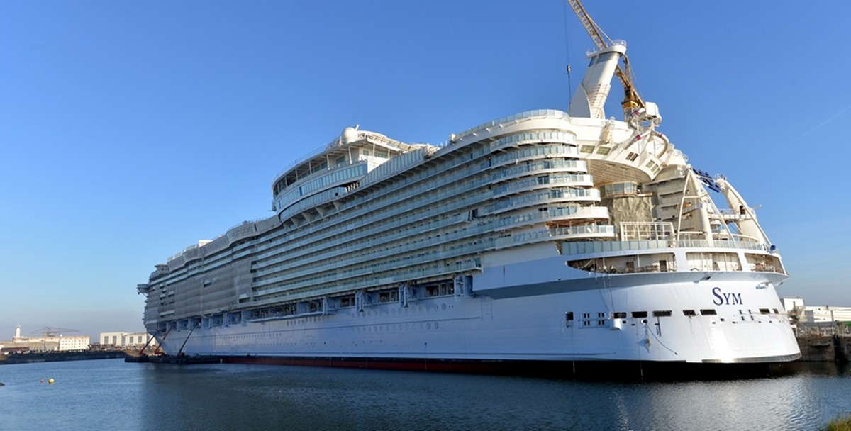 Symphony of the Seas | Royal Caribbean Blog Oasis Of The Seas Comparison