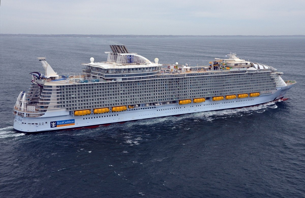 Royal Caribbean Unofficial Blog About Royal Caribbean Cruise Line - Royal caribbean ship tracker