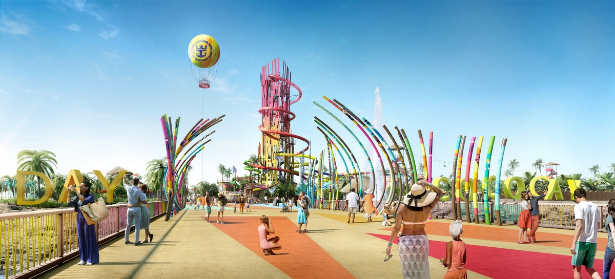 a look at everything royal caribbean is adding to cococay royal