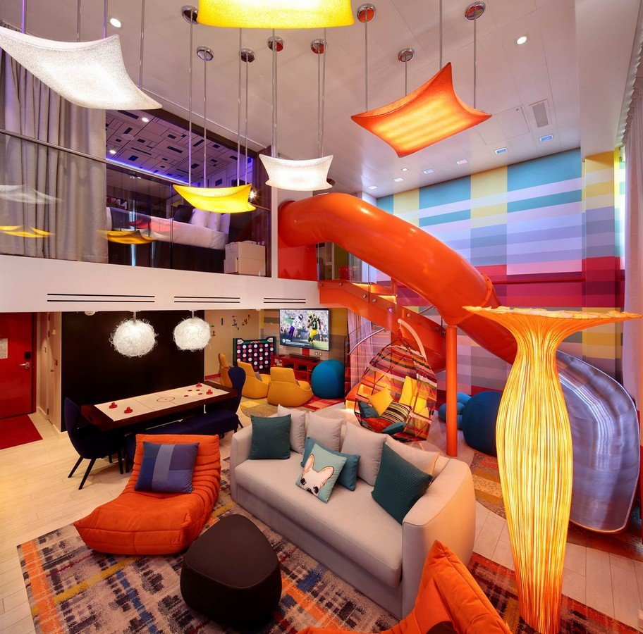 Photos of Ultimate Family Suite on Royal Caribbean\'s Symphony of the ...