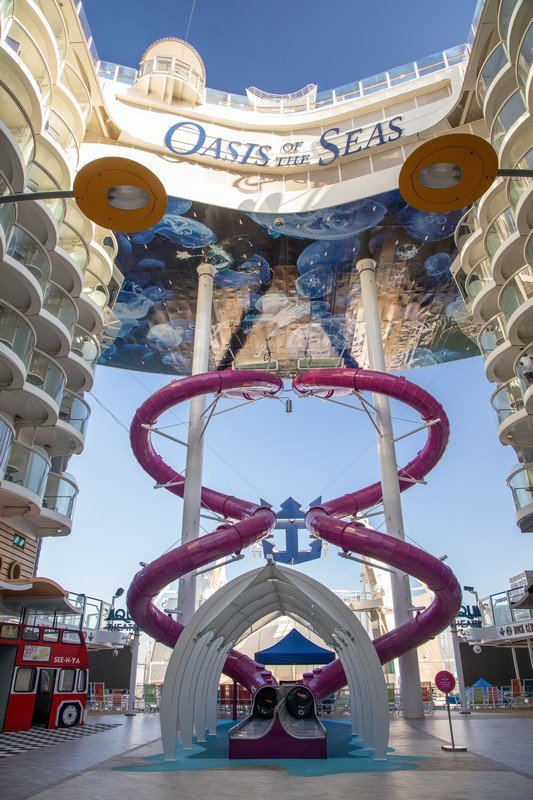 First Timers Guide To Oasis Of The Seas Royal Caribbean