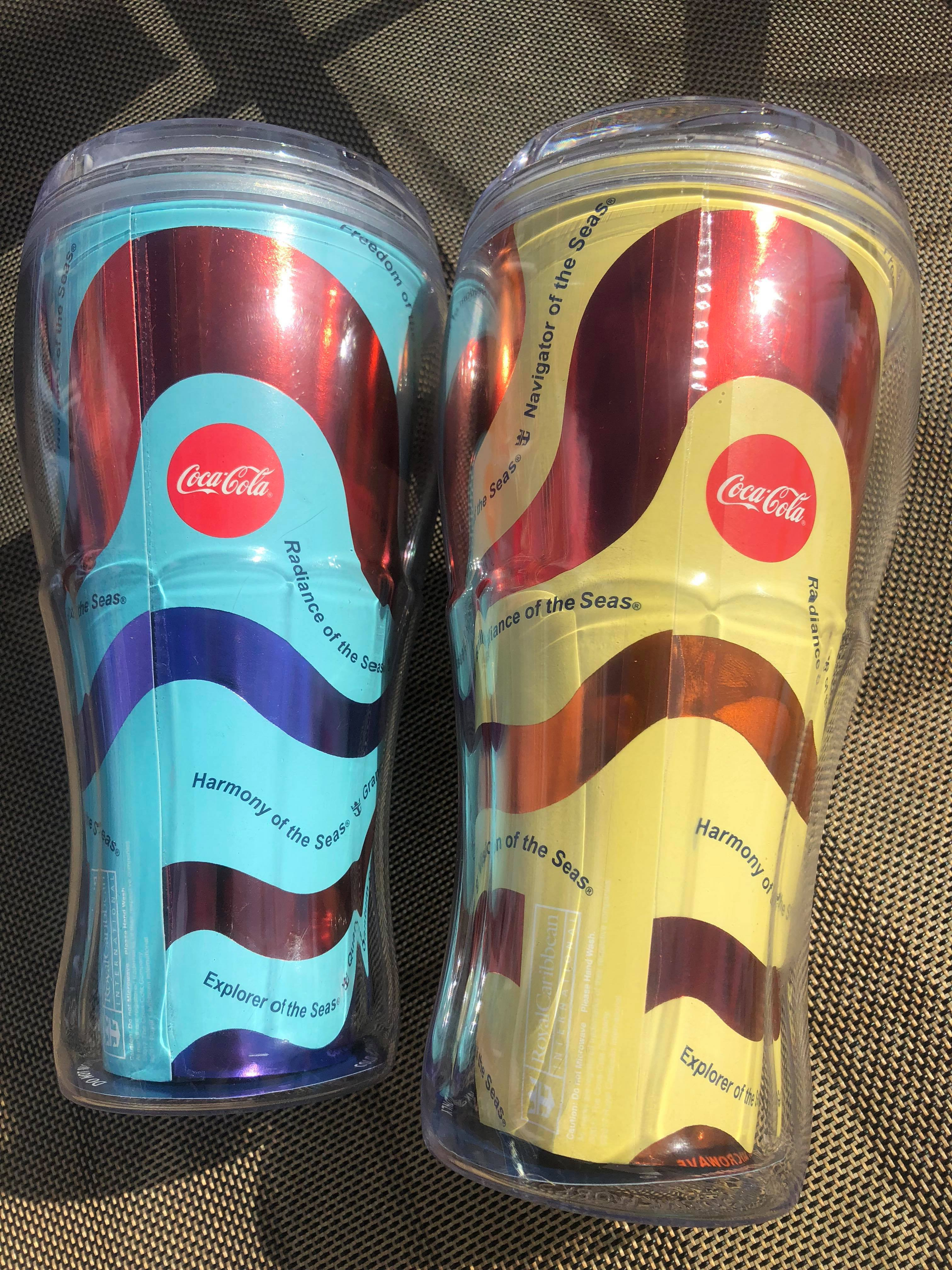 Spotted: New Coca-Cola souvenir cup design | Royal ...