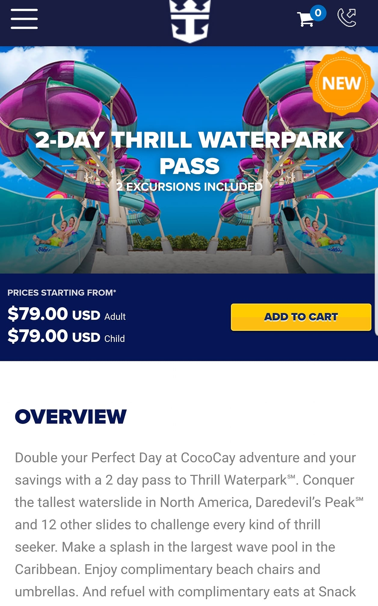 Perfect Day at CocoCay | Royal Caribbean Blog