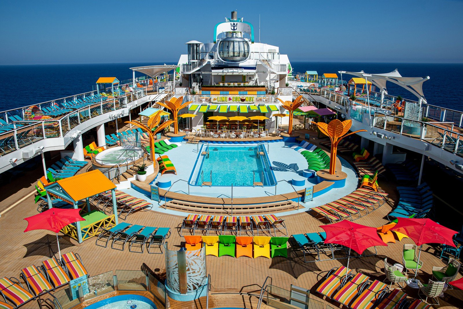First look around Royal Caribbean's Odyssey of the Seas   Royal Caribbean Blog
