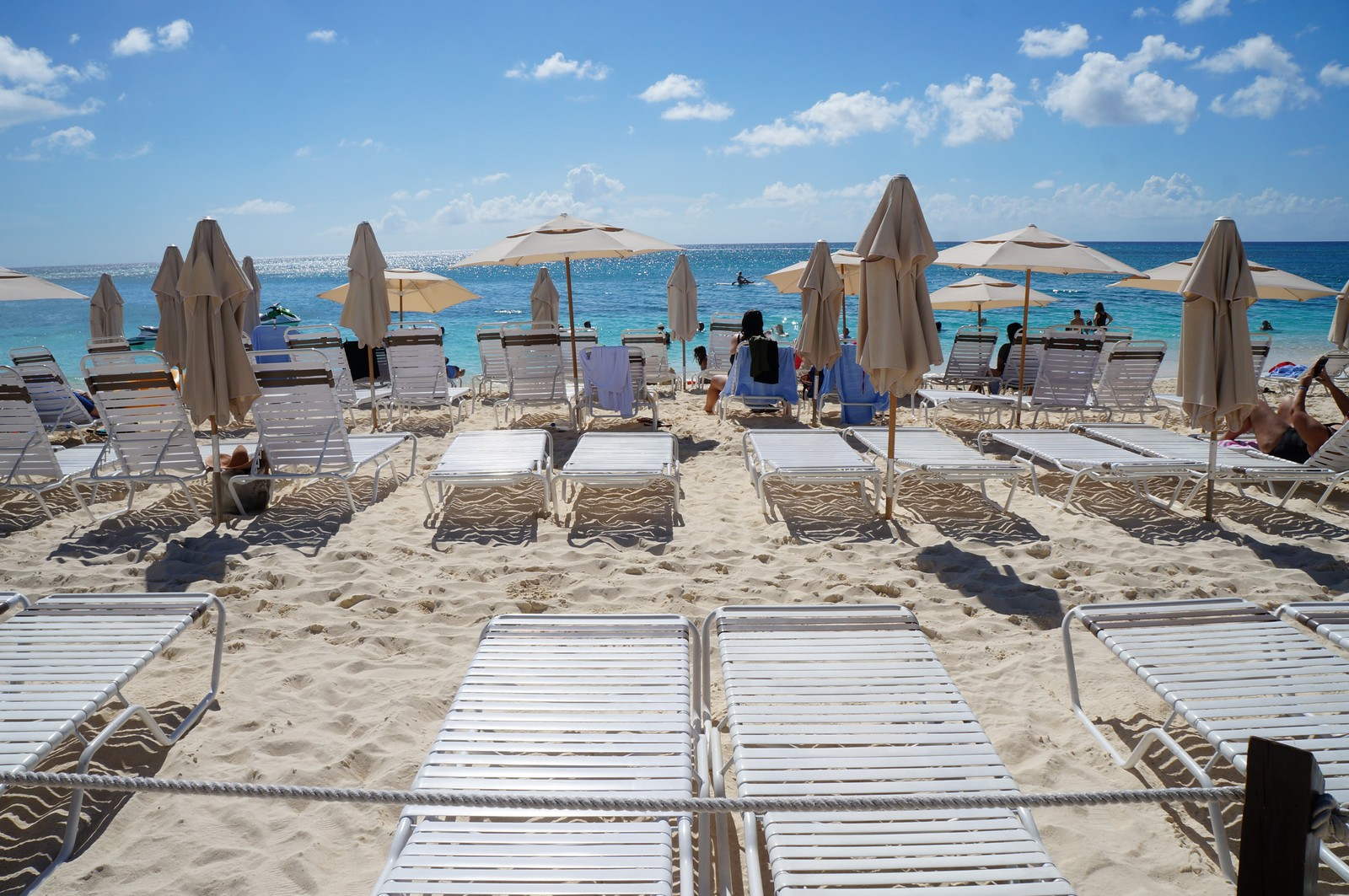Umbrellas Will Cost You 15 Per Day Beach Chairs 10 And Cabanas Are 100 For The There Also Other Optional Activities That Available To