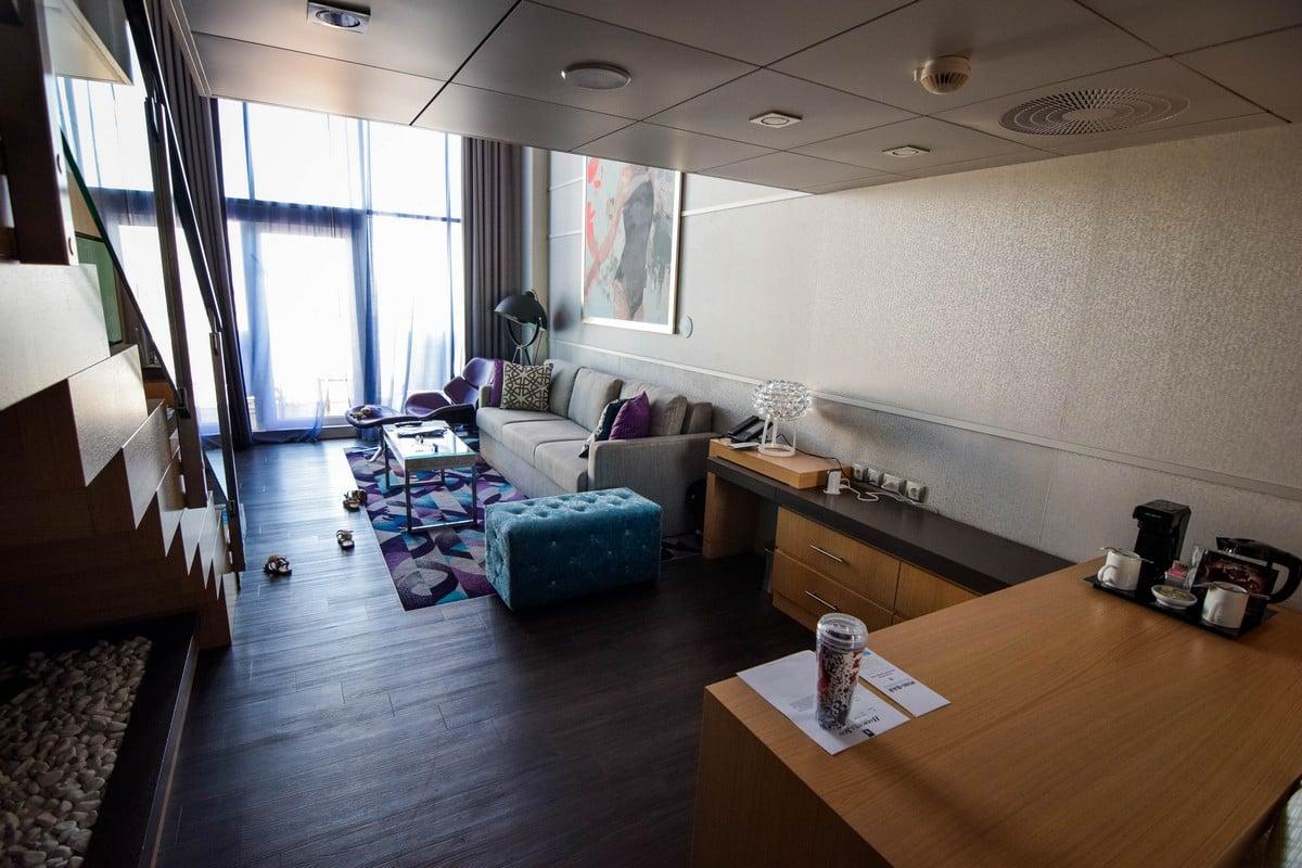 Bedroom Balcony Suite