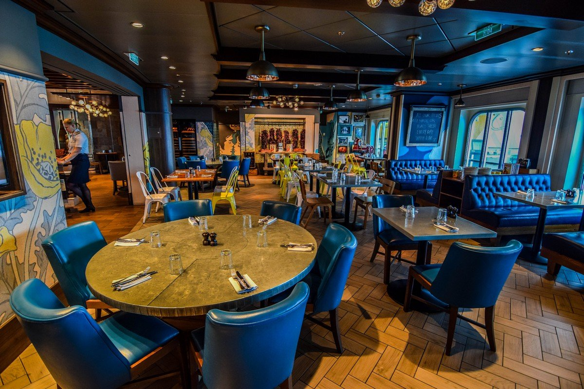 restaurant review: jamie's italian on anthem of the seas | royal