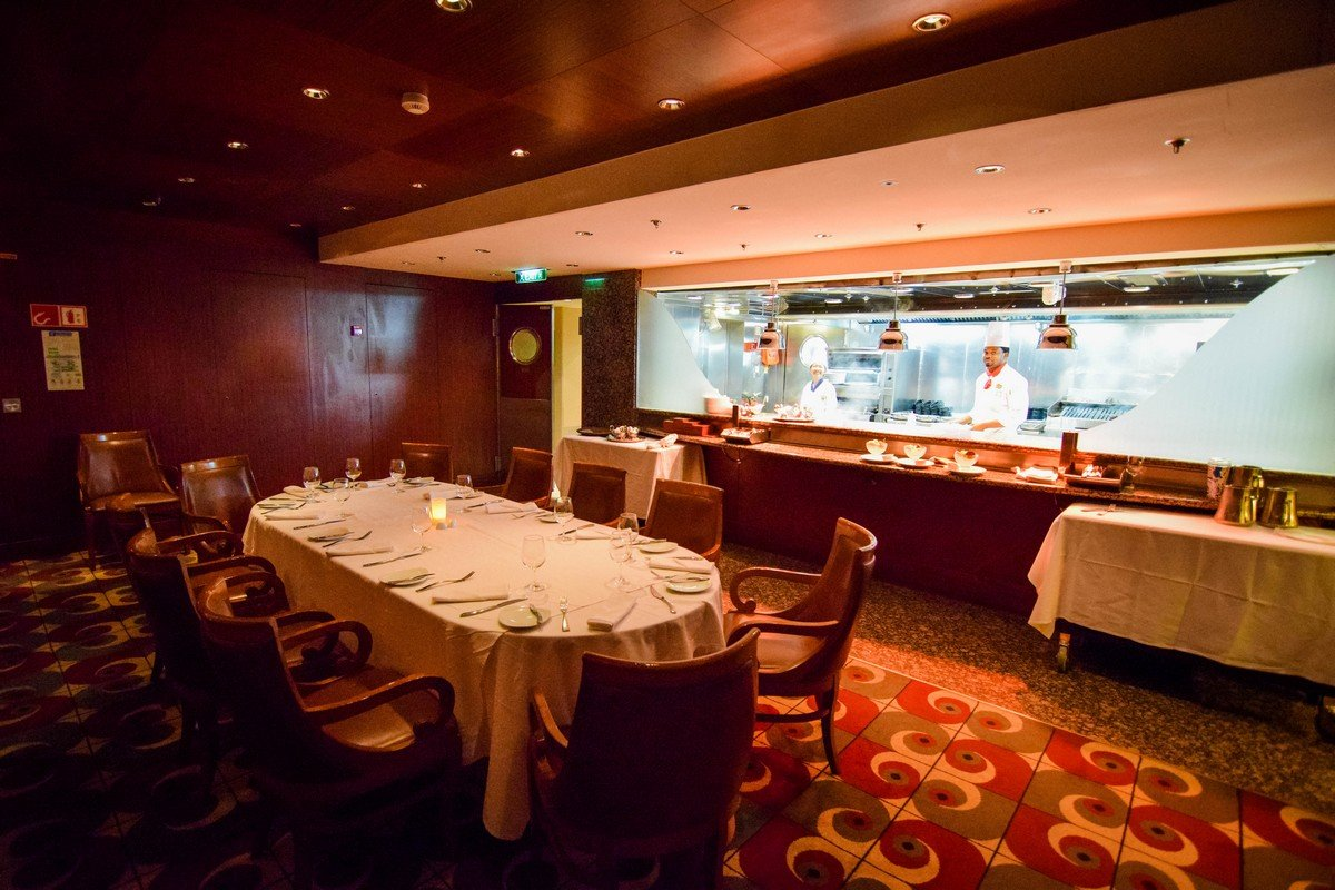 Review Chops Grille On Brilliance Of The Seas Royal