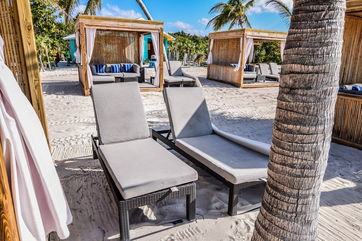 As Mentioned The Beach Bungalows Are Located In A Rather Secluded Area Of Which Means Less Crowds It Is About Five Minute Walk Down