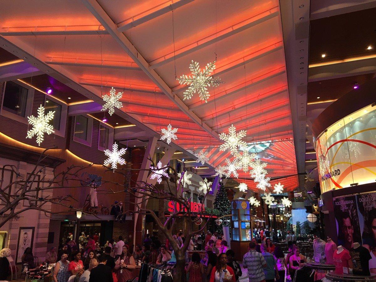Royal Caribbean 2021 Christmas Cruise A Look At Christmas On Royal Caribbean Royal Caribbean Blog