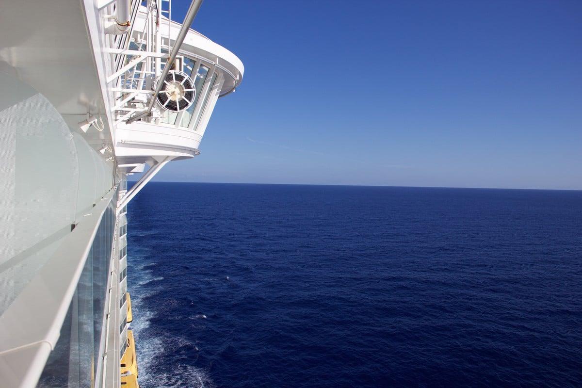 Cruise Royal Caribbean Room Service Last Morning