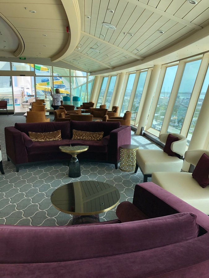 First Look At Royal Caribbean S Newly Refurbished