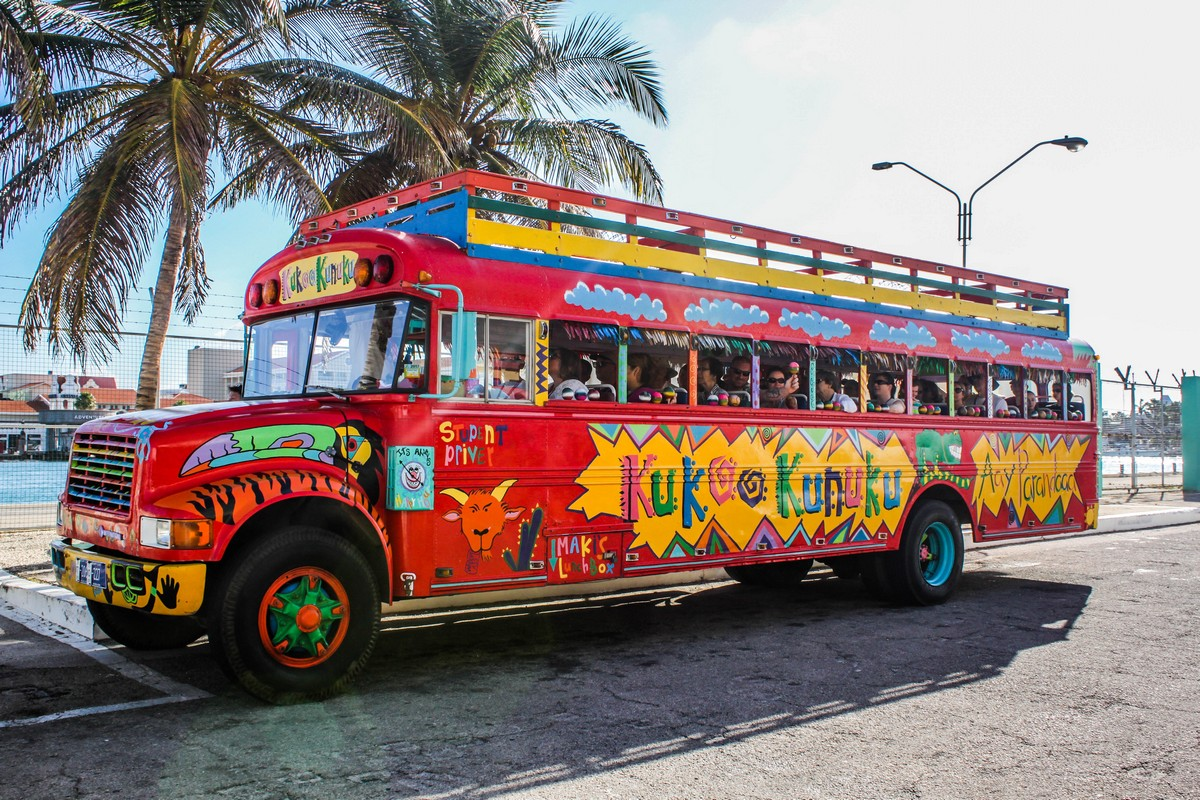 Best Of Aruba Island Tour