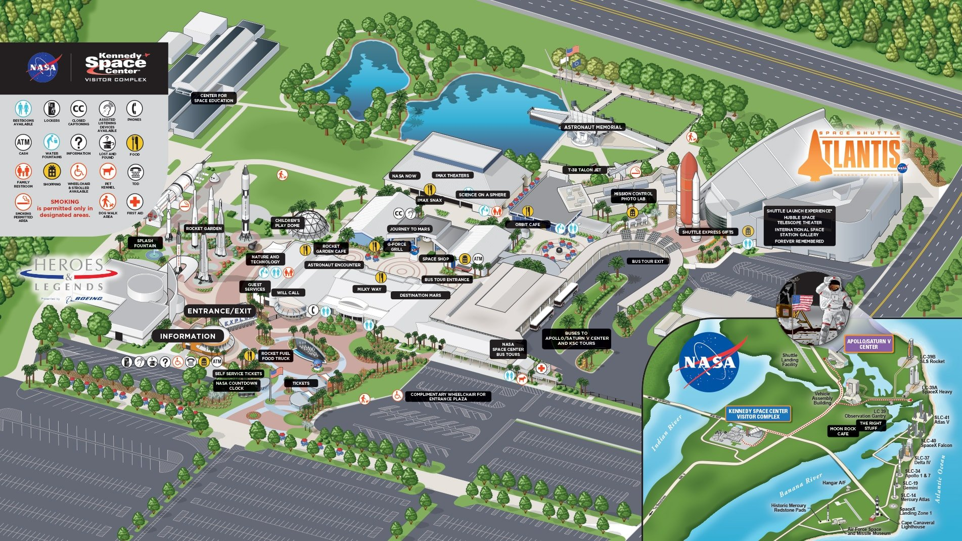 Tours From Port Canaveral To Kennedy Space Center