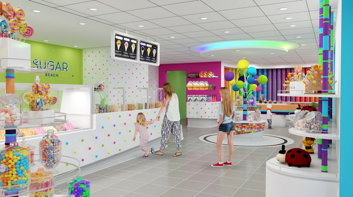 Royal Caribbean Reveals New Activities Restaurants And