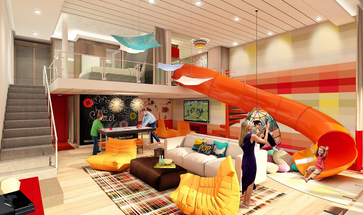 Royal Caribbean Reveals New Activities Restaurants And Entertainment Coming To Symphony Of The
