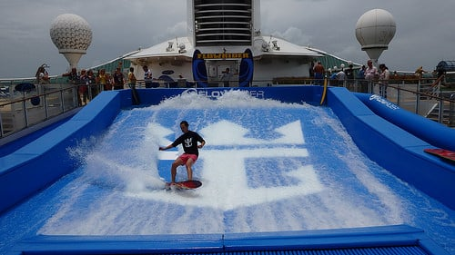 5 Ways Royal Caribbean Is Different Than Disney Cruise