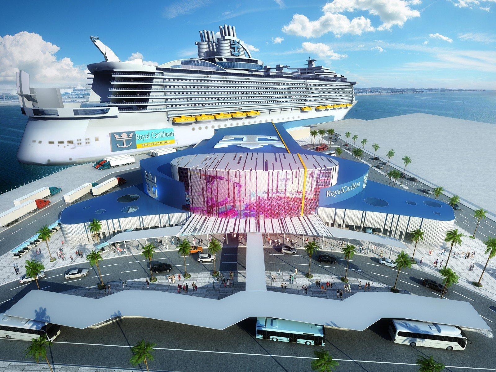 Wonder Of The Seas Royal Caribbean Blog