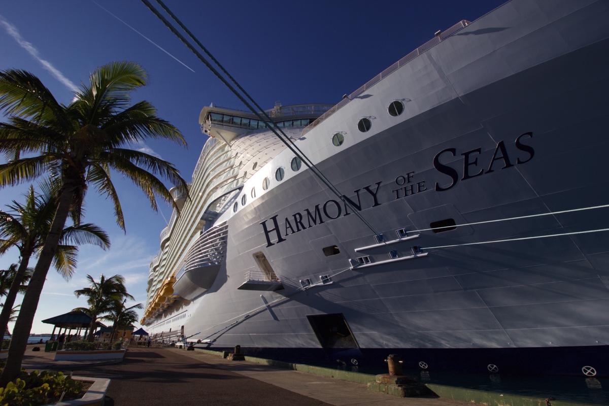 Royal Caribbean Harmony Of The Seas Color