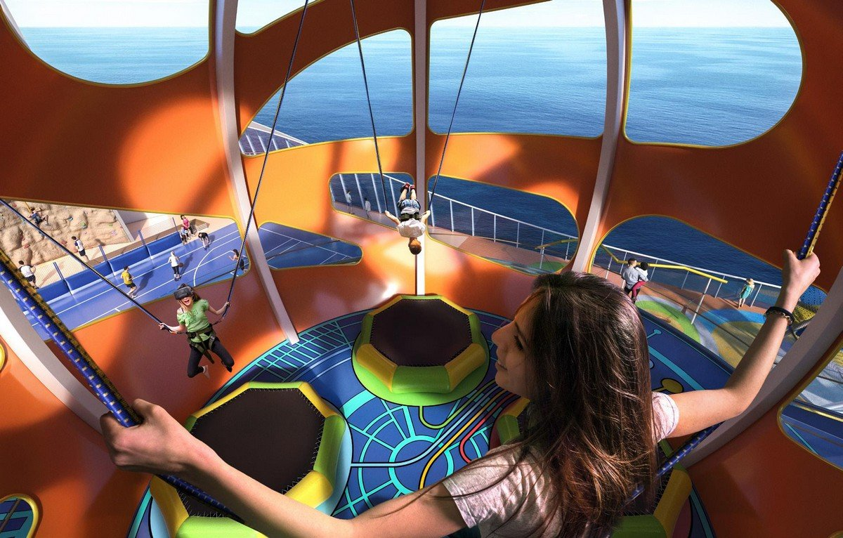 Royal Caribbean Announces New Features Coming To Mariner