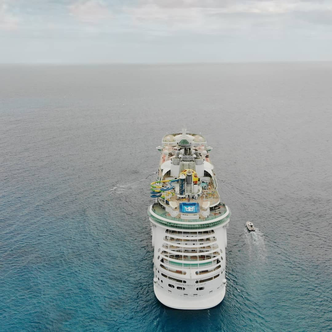 Independence Of The Seas Completes Shipwide Refurbishment