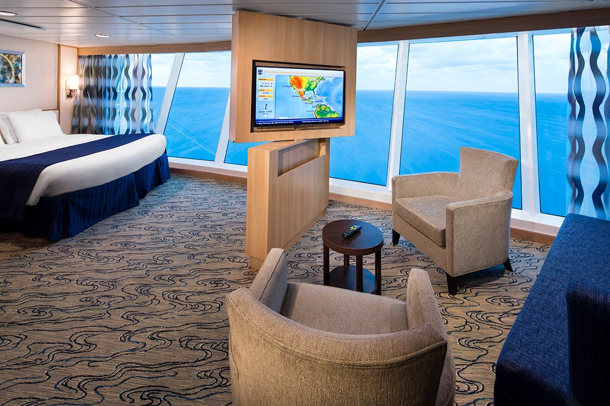 5 things to love about royal caribbean 39 s liberty of the for Liberty of the seas best cabins