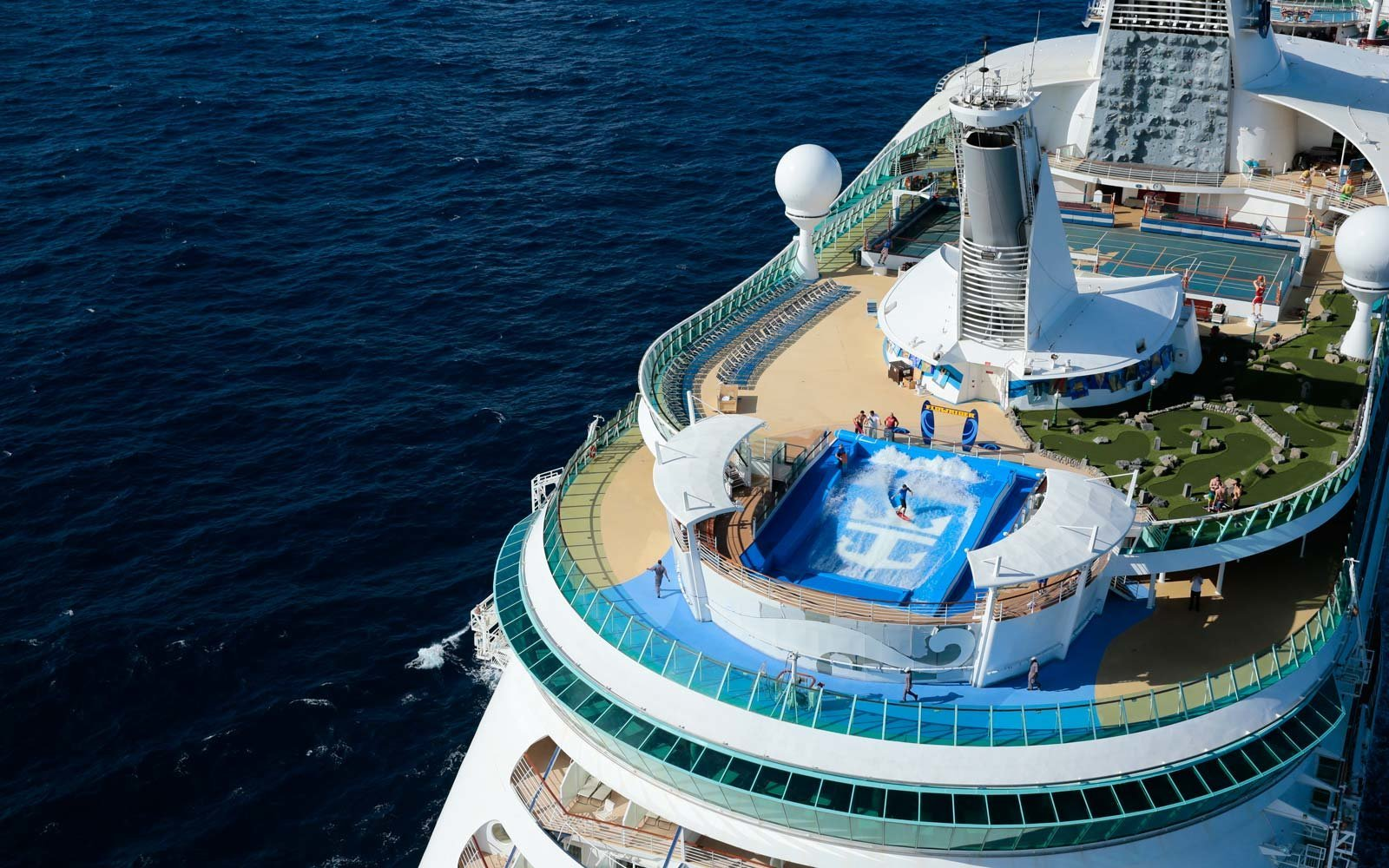 Royal Caribbean announces new ship deployments for 2019 ...