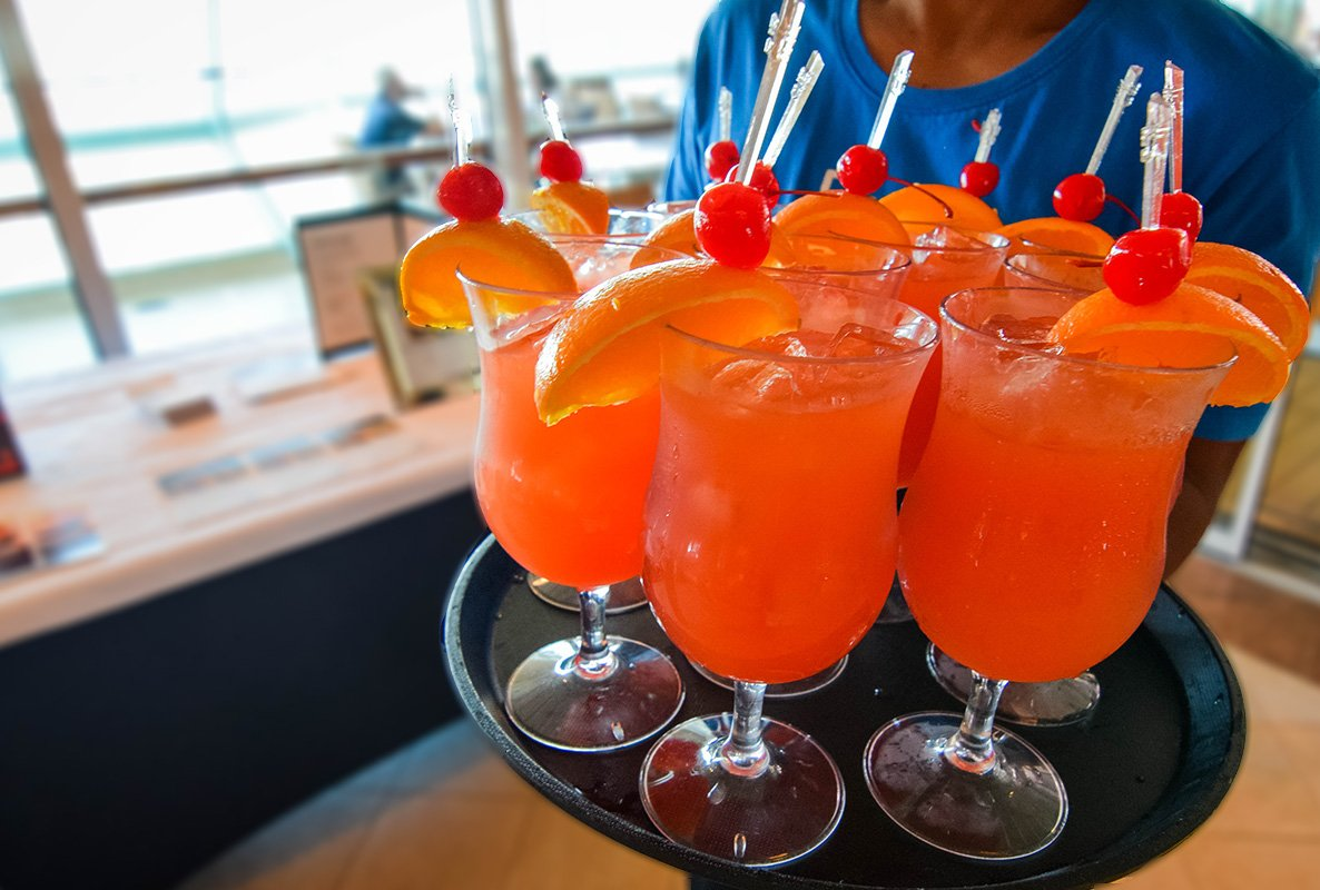 What To Think About Before Buying A Royal Caribbean Drink