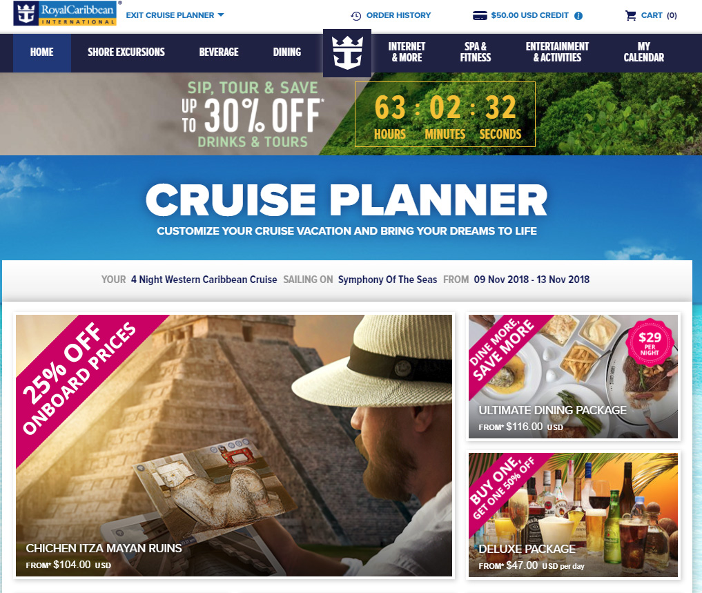 The Contrasting Camping World (CWH) and Royal Caribbean Cruises (RCL)