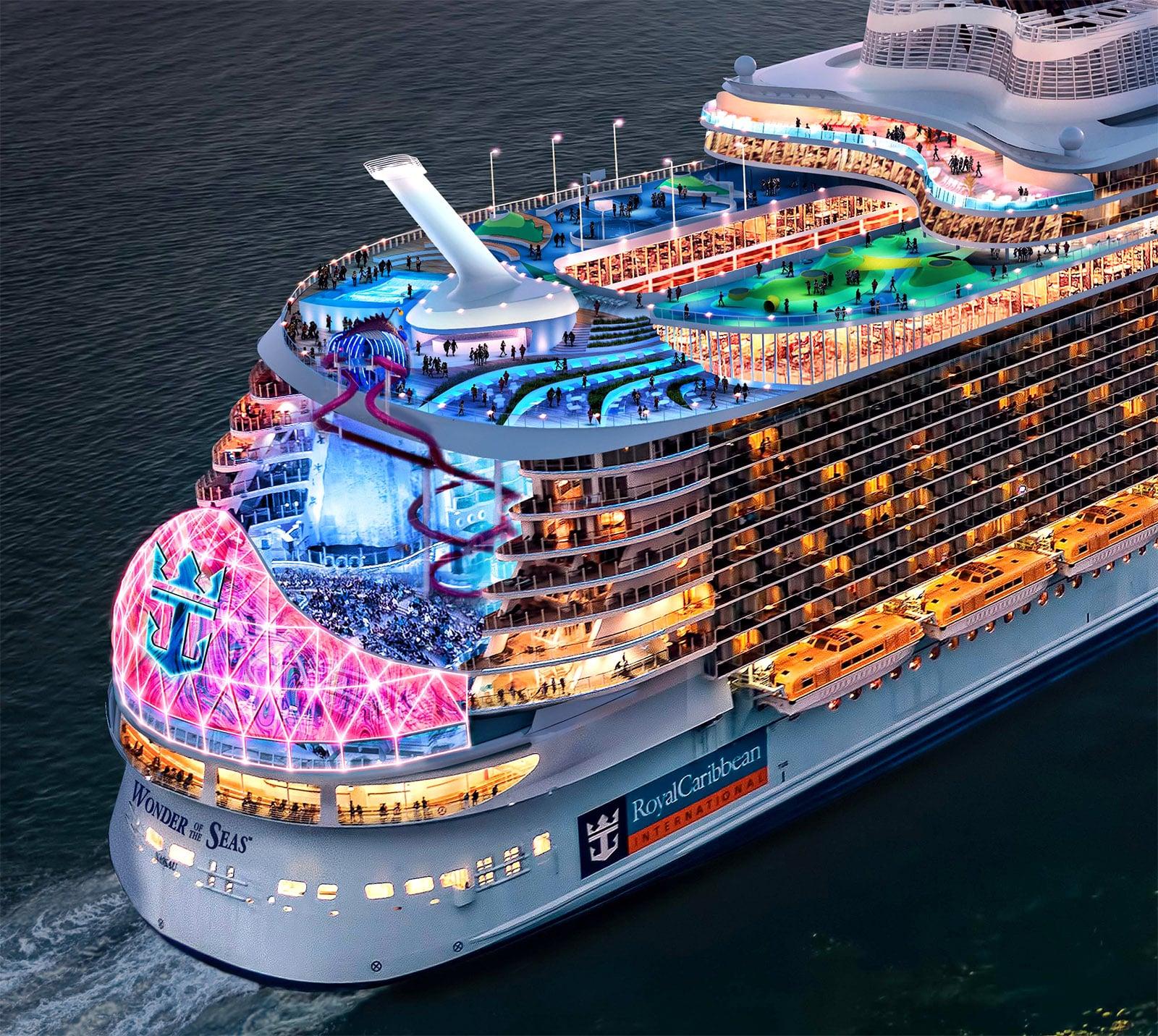 Royal Caribbean Delays New Oasis Class Ship Arrival In 2021 Royal Caribbean Blog