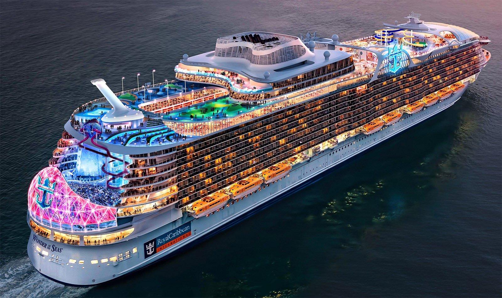 Royal Caribbean delays new Oasis Class ship arrival in 2021 | Royal  Caribbean Blog