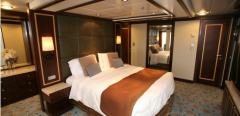 Royal caribbean will give double crown and anchor points for Royal caribbean solo cabins