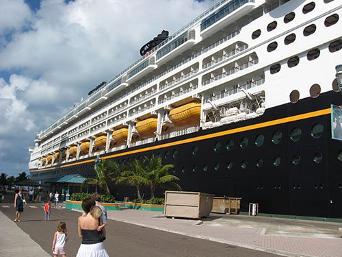 First Time Cruisers Comparing Royal Caribbean To Disney Cruise - Working on a disney cruise ship