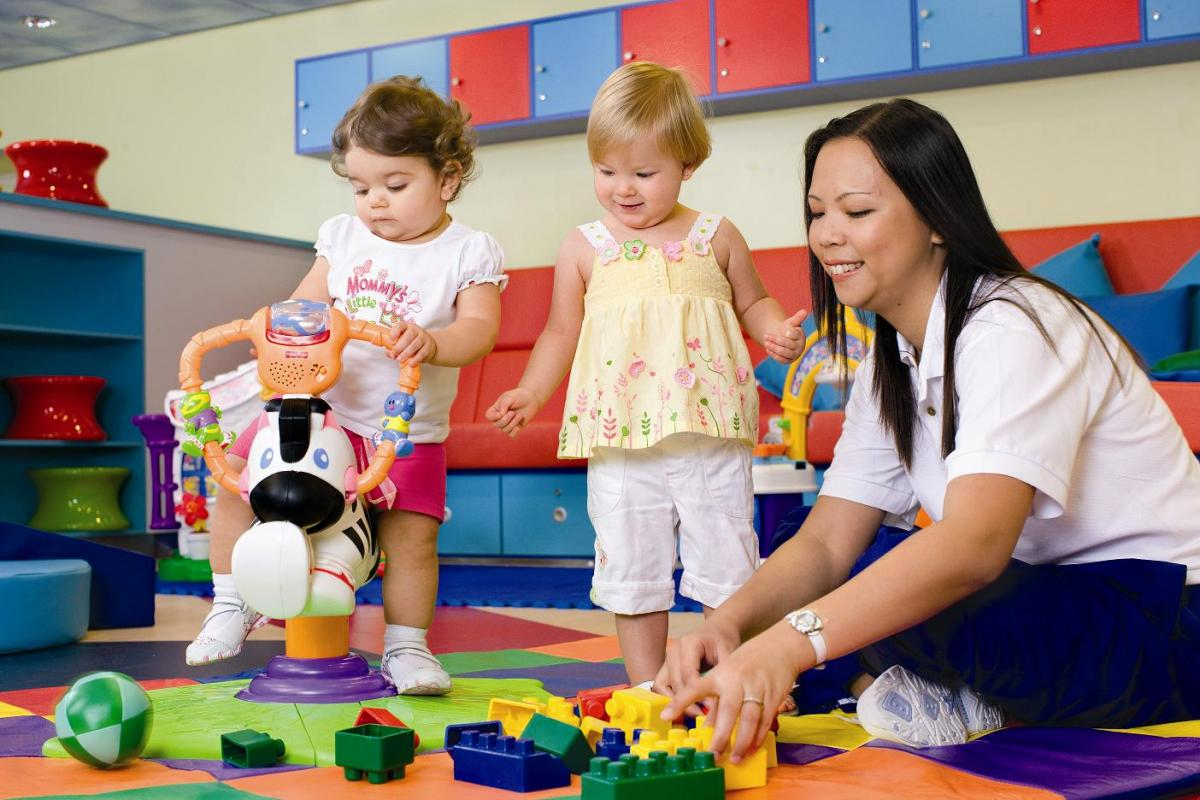 Review: Royal Babies & Tots Nursery on Freedom of the Seas ...