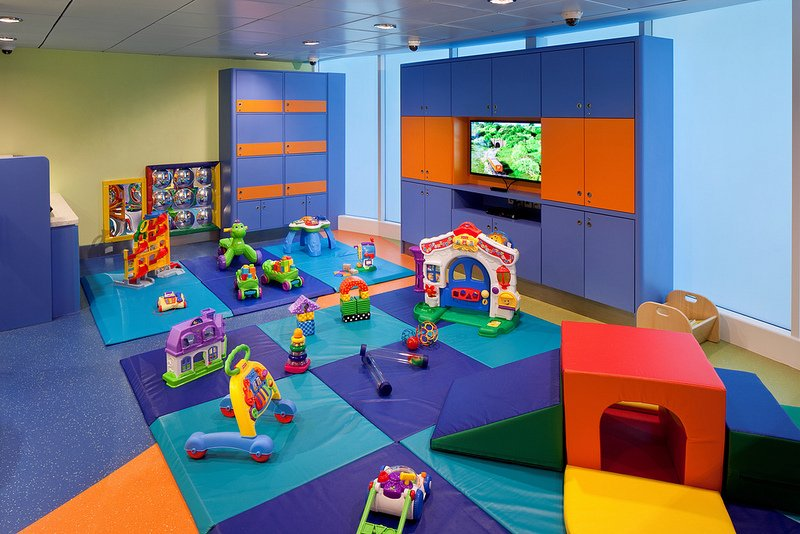 Review Royal Babies Amp Tots Nursery On Freedom Of The Seas