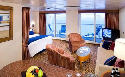 Royal Caribbean Stateroom Options For Larger Families