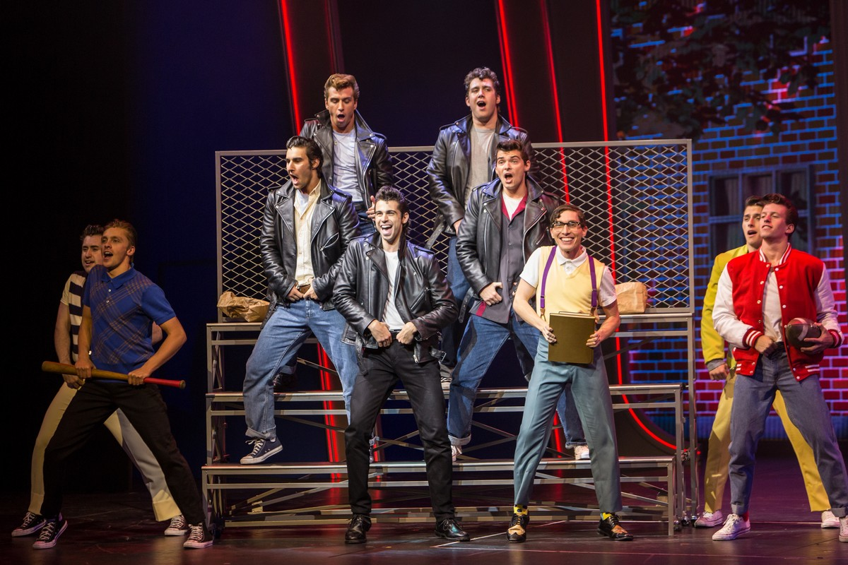 Photos From Grease On Royal Caribbean S Harmony Of The
